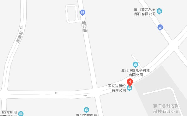 [Image: Map of Mangiamo Gelato Caffe's location in Downtown Huntington Beach]